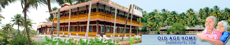 Geriatric home at Cheraibeach,cherai,old age Homestay in kerala,Old age home at cochin
